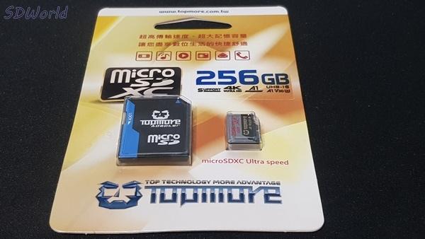 達墨 256G MicroSDXC UHS-1 U3 A1 V30001.jpg
