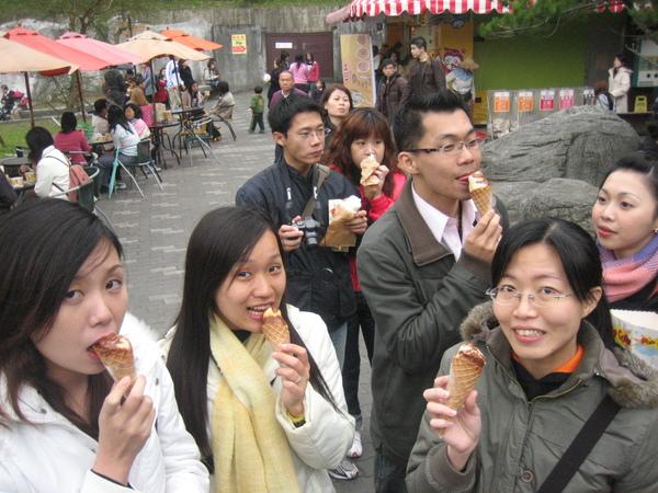 台灣吃冰團.JPG