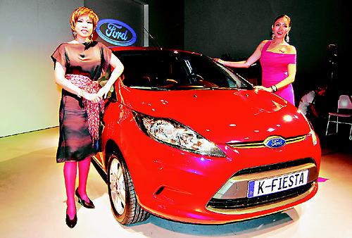 詮釋福特時尚車的特質。