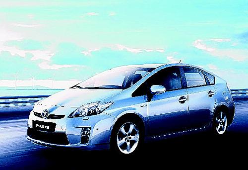 第三代TOYOTA Prius建議售價129萬元
