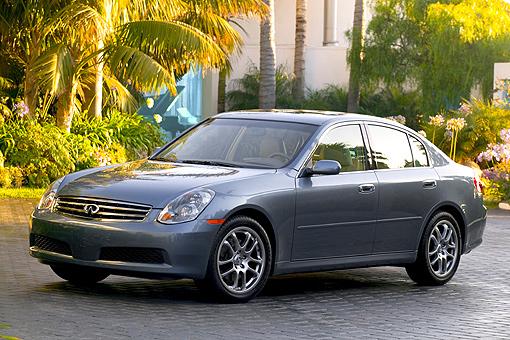 安全氣囊隱憂,Nissan召回05-07年式Infiniti G35 Sedan與Coupe