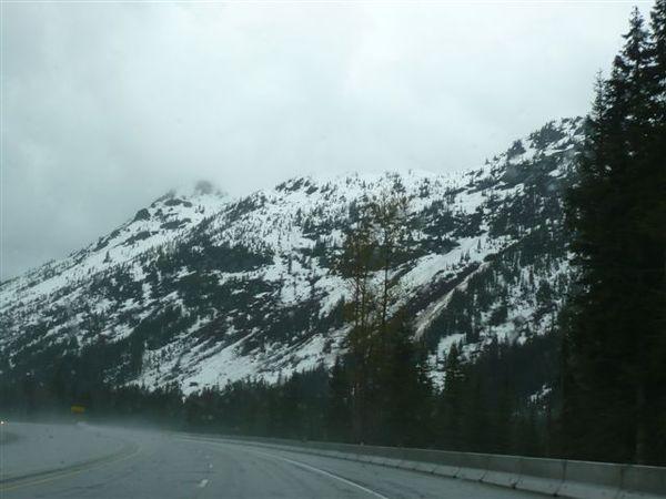 這一帶有一座滑雪場噢