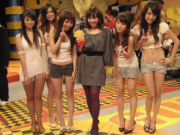 2008-01-26 我猜 人不可貌相 吃不胖!!大食量美女 (猜誰是大胃王冠軍?!)