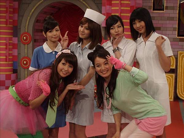 2009-03-07 我猜 人不可貌相 天使系!!護校美女 (猜誰是25位男性最愛?!)