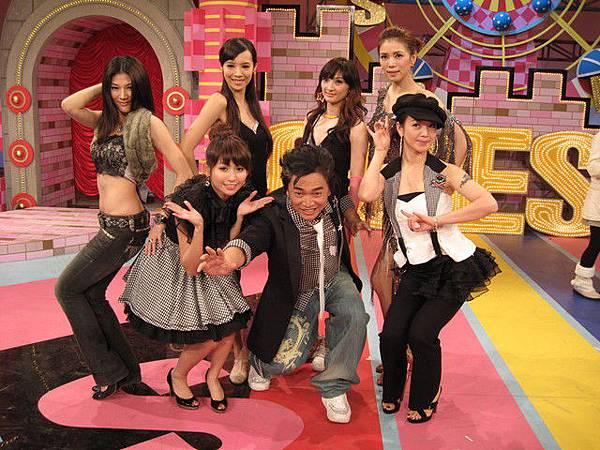 2009-02-28 我猜 人不可貌相 舞力全開!!火辣Dancing Queen (猜誰是凌波舞大賽冠軍?!)
