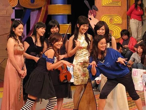 2008-03-08 我猜 人不可貌相 超氣質!!音樂才女 (猜誰是運動高手?!)