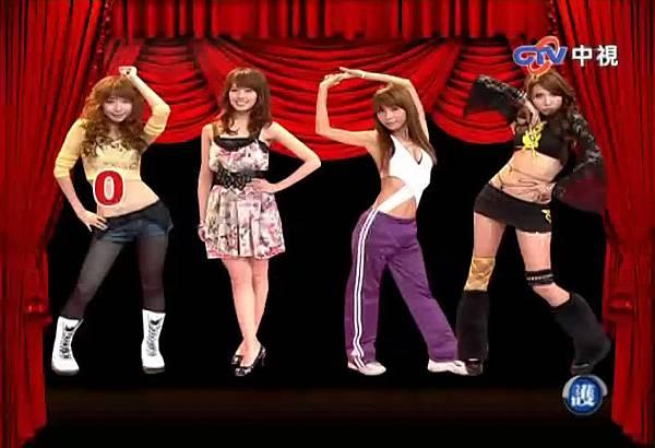 2009-10-31 我猜 人不可貌相 唯舞獨尊!火辣Dancing Queen (猜誰是健身有氧國手?)