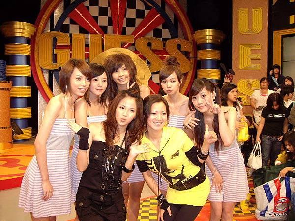 2007-10-20 我猜 人不可貌相 不思議!!麻雀變公主 (猜誰從小就是可愛小Model?!)