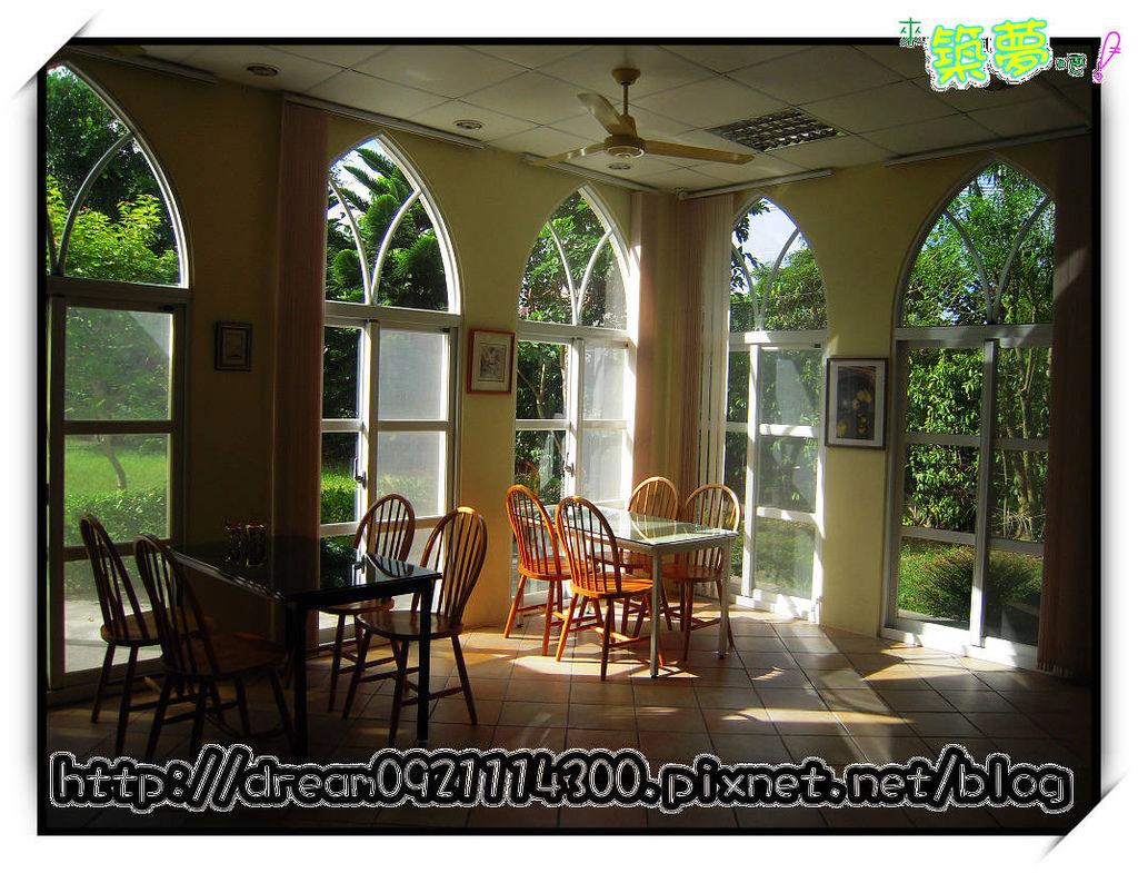 築夢庭園民宿客廳