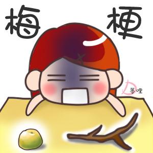 梅(沒)梗