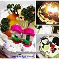 媽咪30歲生日蛋糕