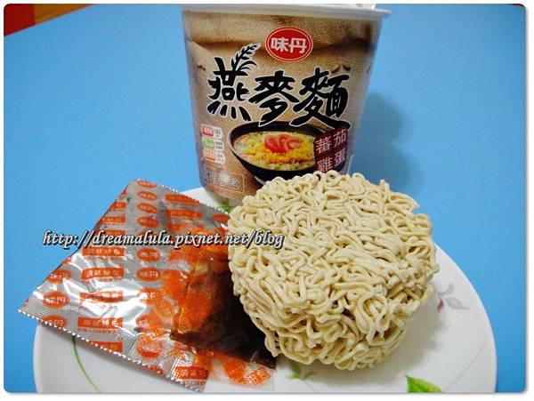<體驗>味丹燕麥麵1-4