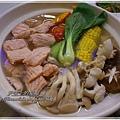 鮭魚時蔬寄世鍋