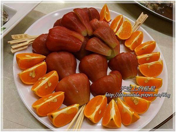 四季綜合水果盤