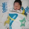 出生第4天回家了^^