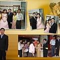 訂婚-家裡和餐廳合影