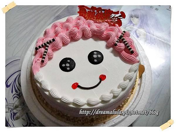 100年母親節蛋糕