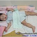 1Y2M10D-大字型睡姿