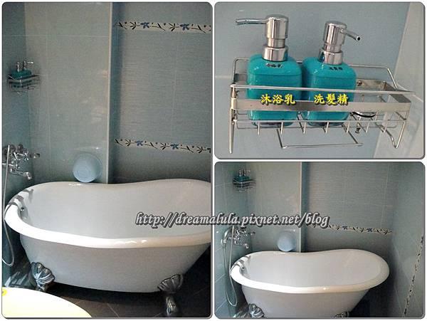 浴室-浴缸