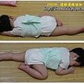 1Y27D-邊睡邊練瑜珈嗎?~~這樣真的好睡嗎?