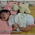 1Y24D-另類的趴睡? 睡了一會就變這樣了...99.7.31