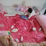 7M30D-我們的床像不像戰場呢?~~(99.3.6)