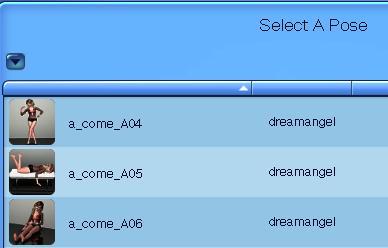 Come_Select