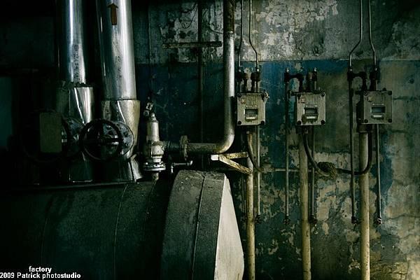 2009年的台中酒廠