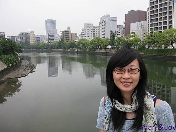 7.在前往平和紀念公園前經過的元安川.jpg