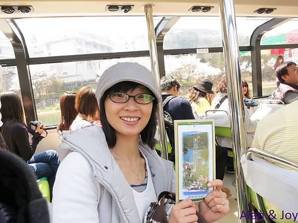 9.老實說,我比較喜歡那時在京都保津川坐的船