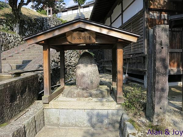 48.日本國內唯一的寒山拾得像,是妻籠宿的道路守護神~是流傳於唐朝佛教故事