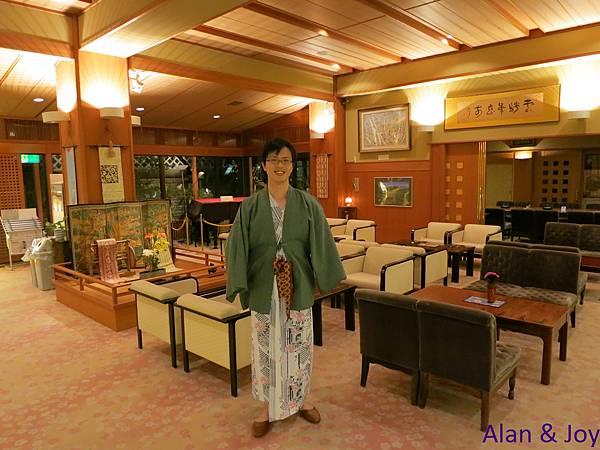64.旅館lobby