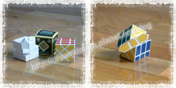 [3x3x3] Fisher's Cube(永駿)
