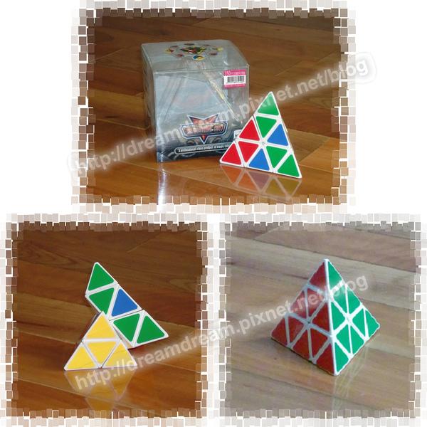 [Pyraminx] 金字塔(魔智)