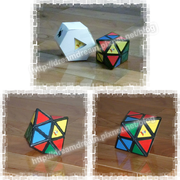 [Skewb] Skewb Diamond(魔智)