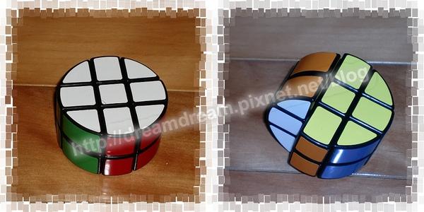 [3x3x2] 圓形332(Lanlan)