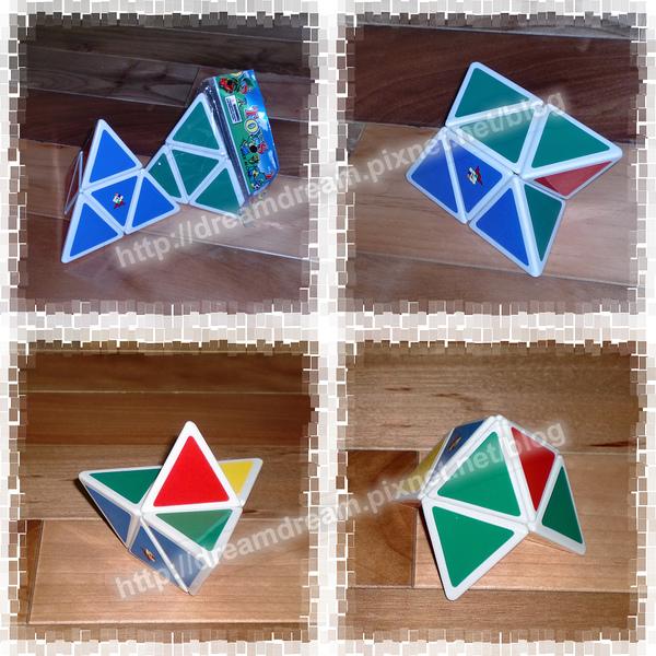 [2x2x2] 2階金字塔(魔智)