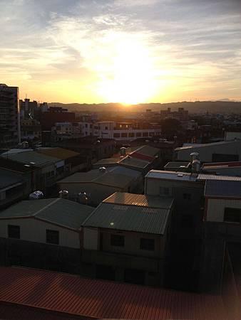 06/27 朝陽。