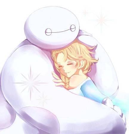 Good night, my queen
