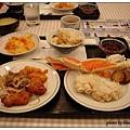 夜宿札幌。餐廳
