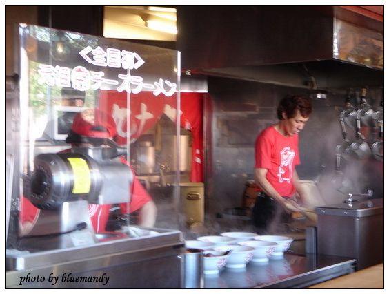 午餐-超熱門拉麵店