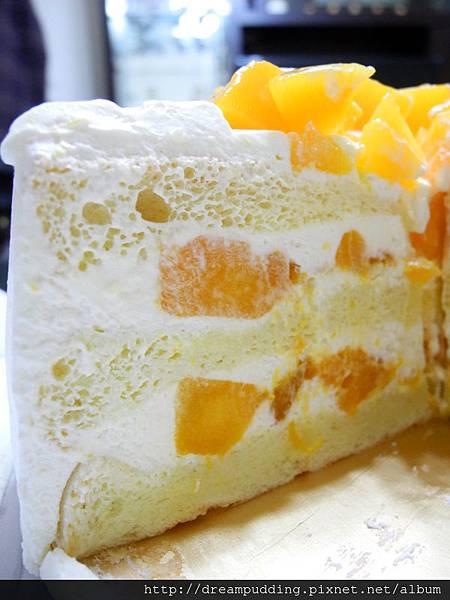 愛戀戚風蛋糕