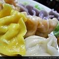 五色蔬果霸王餃