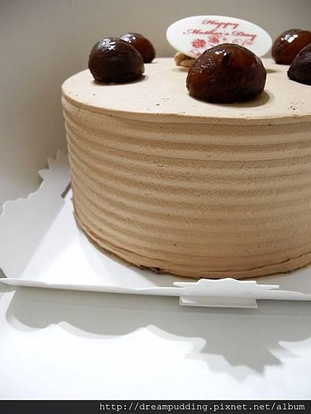 月之戀人母親節蛋糕