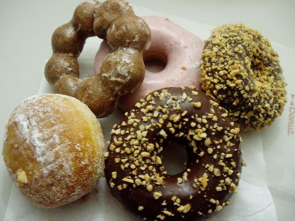 mister Donut之口水快流出來了
