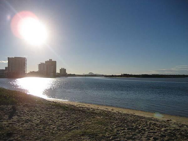 如此開闊的美景也只有澳洲有了,重點是沒有人
