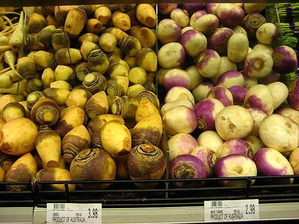 台灣好像沒有這種蔬果,我們就是在採收這個