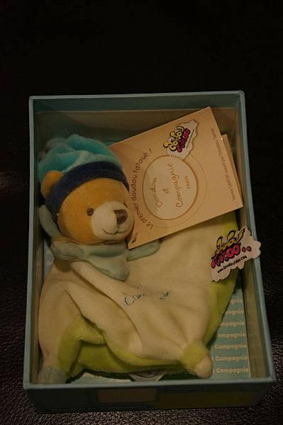 法國娃娃摸角巾