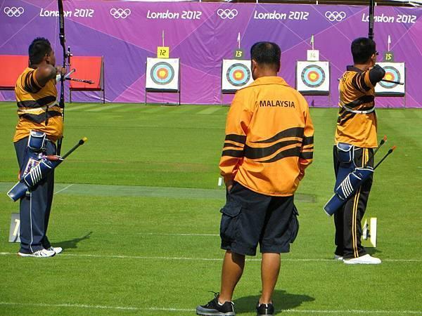 Olympics 2012 Team Msia_Pratice