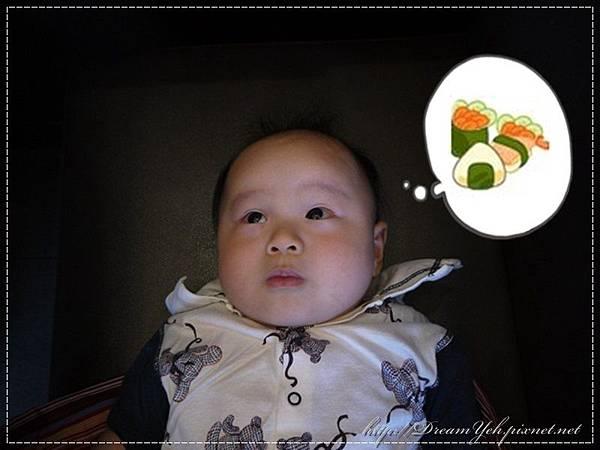 我也想吃壽司